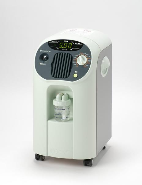 PVM5000 携帯用酸素ボンベ  馬場酸素